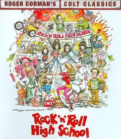 Rock N Roll High School - (Region A Import Blu-ray Disc)