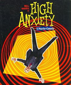 High Anxiety - (Region A Import Blu-ray Disc)