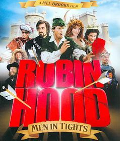 Robin Hood:Men in Tights - (Region A Import Blu-ray Disc)