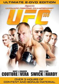 UFC - UFC 105 - (Import DVD)