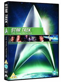 Star Trek 5: The Final Frontier (Remastered) - (Import DVD)
