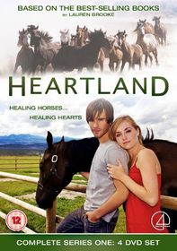 Heartland: The Complete First Season (Import DVD)