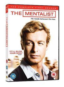 The Mentalist: Season 1 - (Import DVD)