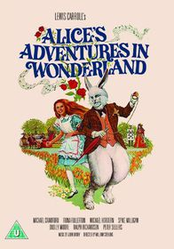 Alice's Adventures in Wonderland - (Import DVD)