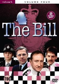 The Bill: Volume 4 - (Import DVD)