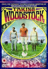 Taking Woodstock - (Import DVD)