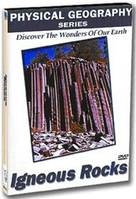 Physical Geography: Igneous Rocks - (Import DVD)