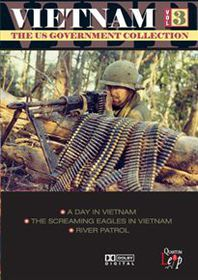 Vietnam - The US Government Collection: Volume 3 - (Import DVD)