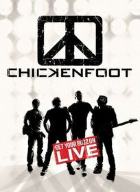 Chickenfoot: Get The Buzz On - (Import DVD)