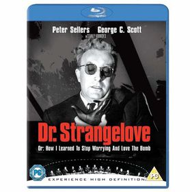 Dr Strangelove - (Import Blu-ray Disc)
