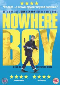 Nowhere Boy - (Import DVD)