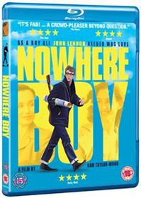 Nowhere Boy - (Import Blu-ray Disc)