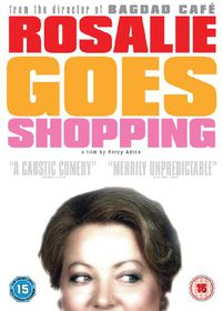 Rosalie Goes Shopping - (Import DVD)
