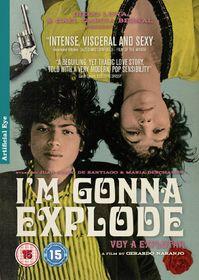 I'm Gonna Explode - (Import DVD)