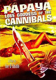 Love Goddess of the Cannibals - (Australian Import DVD)