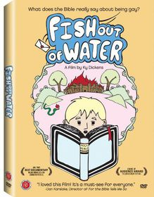 Fish out of Water - (Region 1 Import DVD)