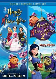 Happily N'ever After/Happily N'ever a - (Region 1 Import DVD)