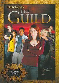Guild:Season 3 - (Region 1 Import DVD)
