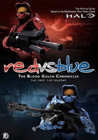 Red Vs Blue:Blood Gulch Chronicles T - (Region 1 Import DVD)