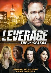 Leverage:Second Season - (Region 1 Import DVD)