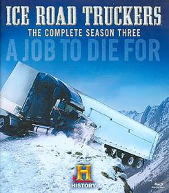 Ice Road Truckers:Complete Season 3 - (Region A Import Blu-ray Disc)