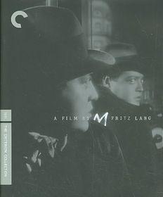 M - (Region A Import Blu-ray Disc)