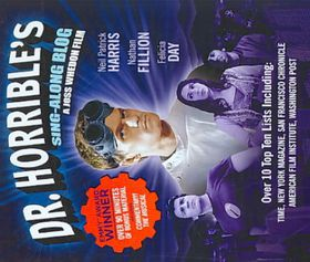Dr Horrible's Sing Along Blog - (Region A Import Blu-ray Disc)