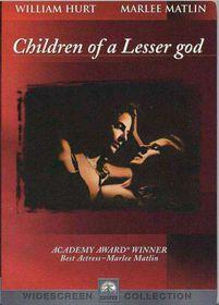 Children of a Lesser God (DVD)