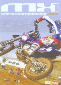 World Moto-X Gp Review 2005 - (Import DVD)