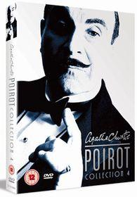 Poirot-Set 4 - (Import DVD)