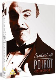 Poirot-Set 1 - (Import DVD)
