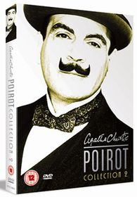 Poirot-Set 2 - (Import DVD)