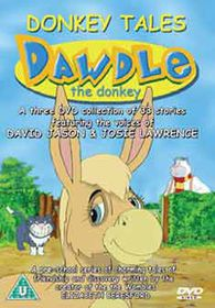 Dawdle The Donkey - Donkey Tales - (Import DVD)
