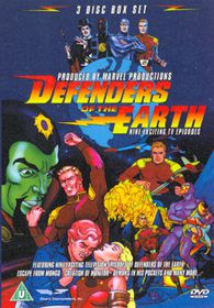 Defenders Of The Earth-9 Adv. - (Import DVD)