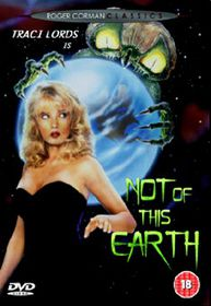 Not Of This Earth - (Import DVD)
