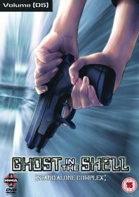 Ghost in the Shell - Stand Alone Complex - Vol. 5  (Import DVD)