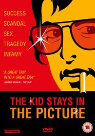 Kid Stays In The Picture - (Import DVD)