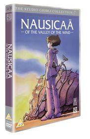 Nausicaa Valley Of The Wind (DVD)