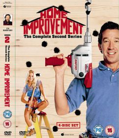 Home Improvement - Series 2 (Import DVD)