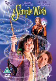 Simple Wish - (Import DVD)
