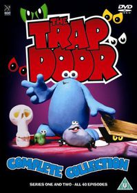 The Trap Door - Complete Series 1 & 2 (Import DVD)