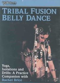 Rachel Brice - Yoga Isolations & Drills for Bellydance - (Region 1 Import DVD)