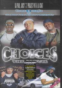 Choices the Movie - (Region 1 Import DVD)