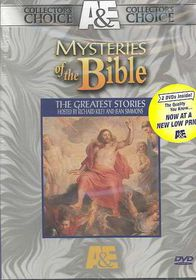 Mysteries of the Bible: The Greatest Stories - (Region 1 Import DVD)