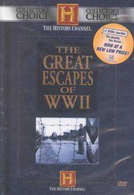 Great Escapes of World War II - (Region 1 Import DVD)