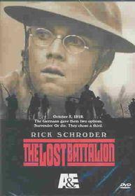 Lost Battalion - (Region 1 Import DVD)