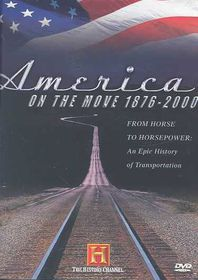 America on the Move:1876-2000 - (Region 1 Import DVD)