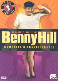 Benny Hill:Naughty Early Years Set 1 - (Region 1 Import DVD)