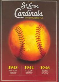 St. Louis Cardinals 1940's - (Region 1 Import DVD)