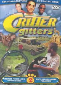 Critter Gitters Vol.2 (4 Episodes) - (Region 1 Import DVD)